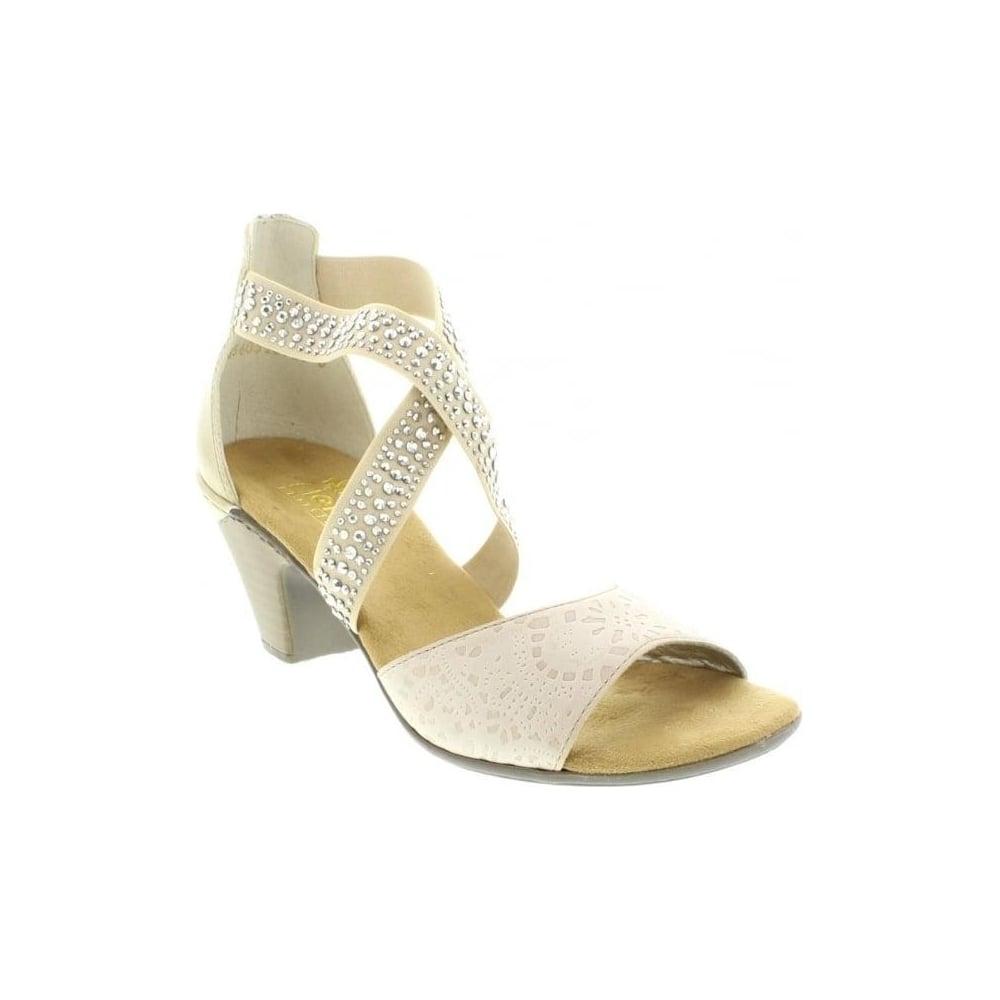 Beige Walking Shoes