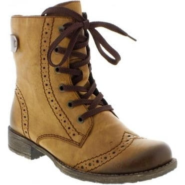 Rieker 70801-23 Brown boot