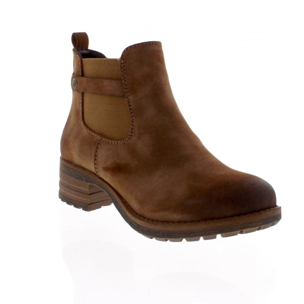 Rieker 96864-24 Ladies Brown ankle boots - Rieker Ladies from Rieker UK d761bf3c4b