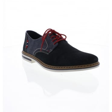 Rieker B1402-14 Men's Lace Up Shoes