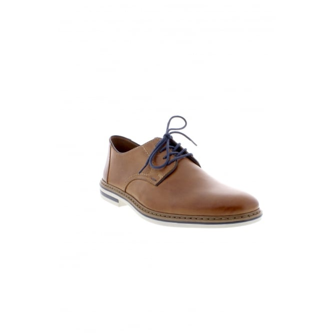 Rieker B1422-25 Lace brown Men's shoes