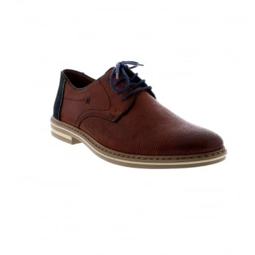 Rieker B14B9-24 Men's brown shoes