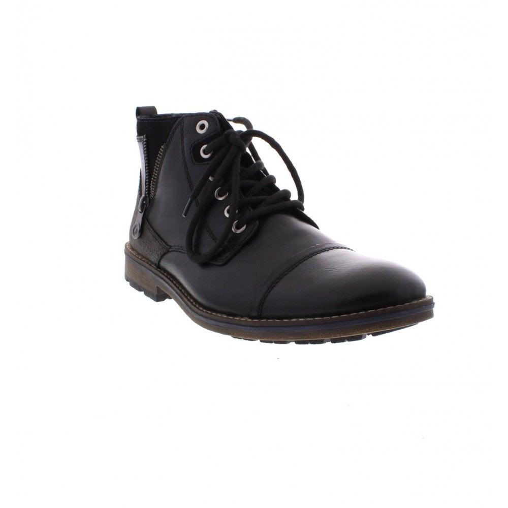 Rieker F5512-00 black Men's boots