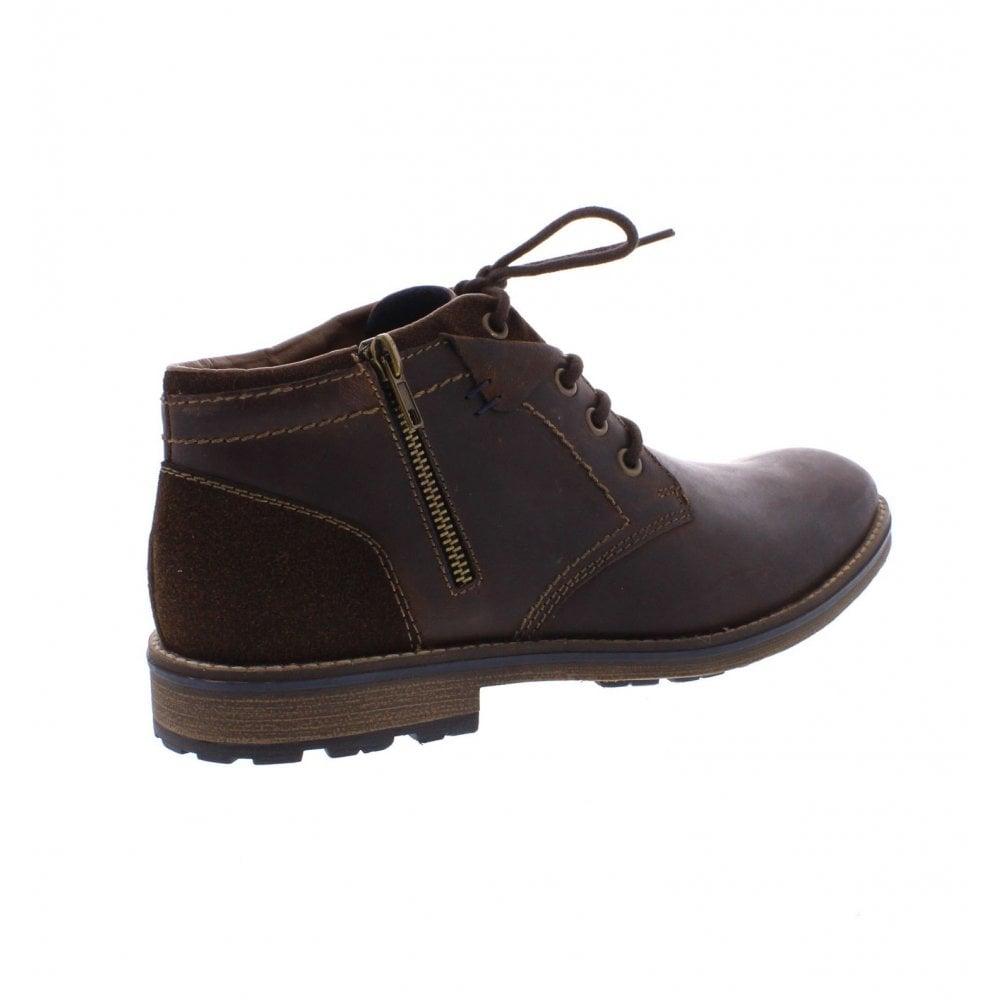 2d4acc9e6da1bb Rieker F5531-22 Mens Brown boots - Rieker Mens from Rieker UK