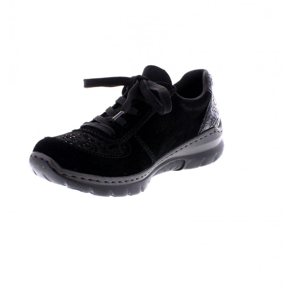 L3211 00 Ladies Black 'Memosoft' shoes