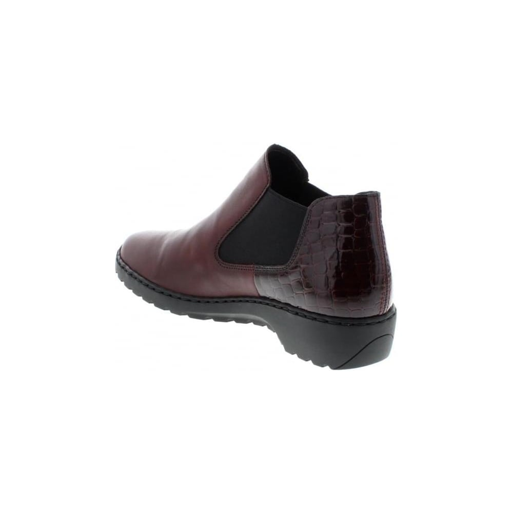 Ankle Boots RIEKER L6090 35 Red