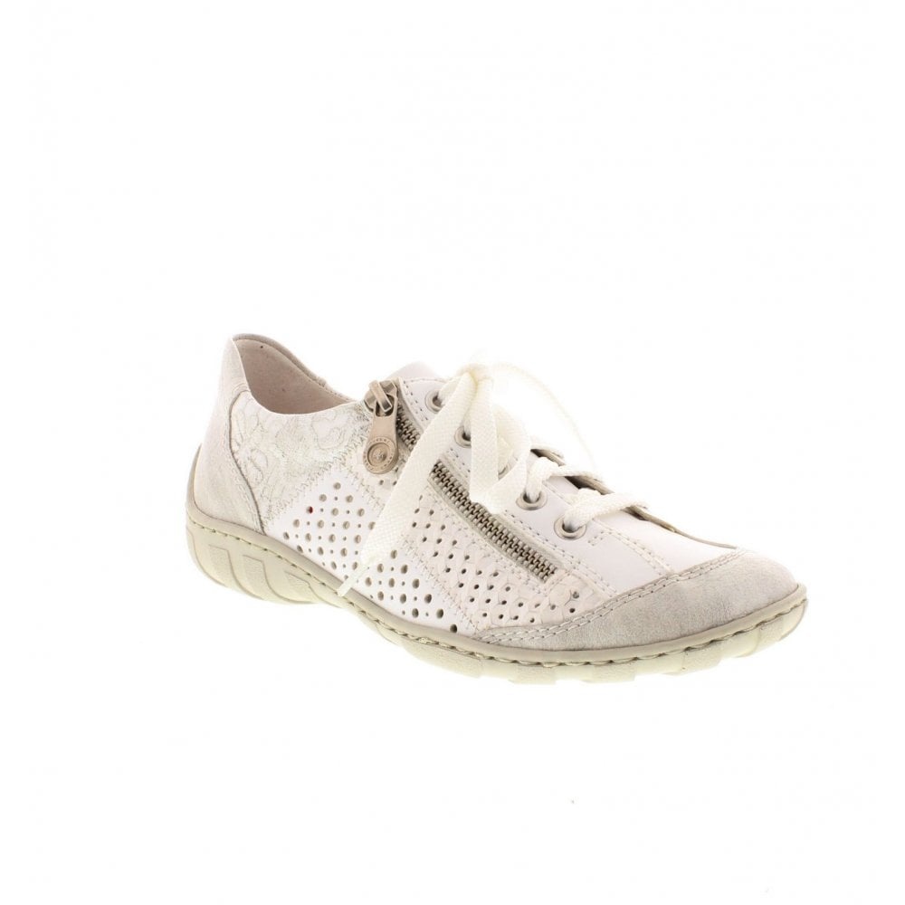 White Ladies Casual M37g6 80 Combination Shoes EIWDH29Ye