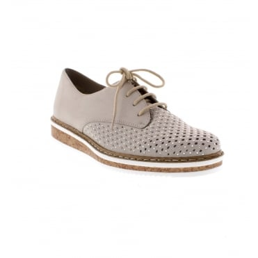 d740a6ccad6171 Rieker N0357-40 Ladies grey Ladies  shoes