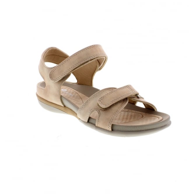 Rieker V9462-62 Ladies' two part sandals
