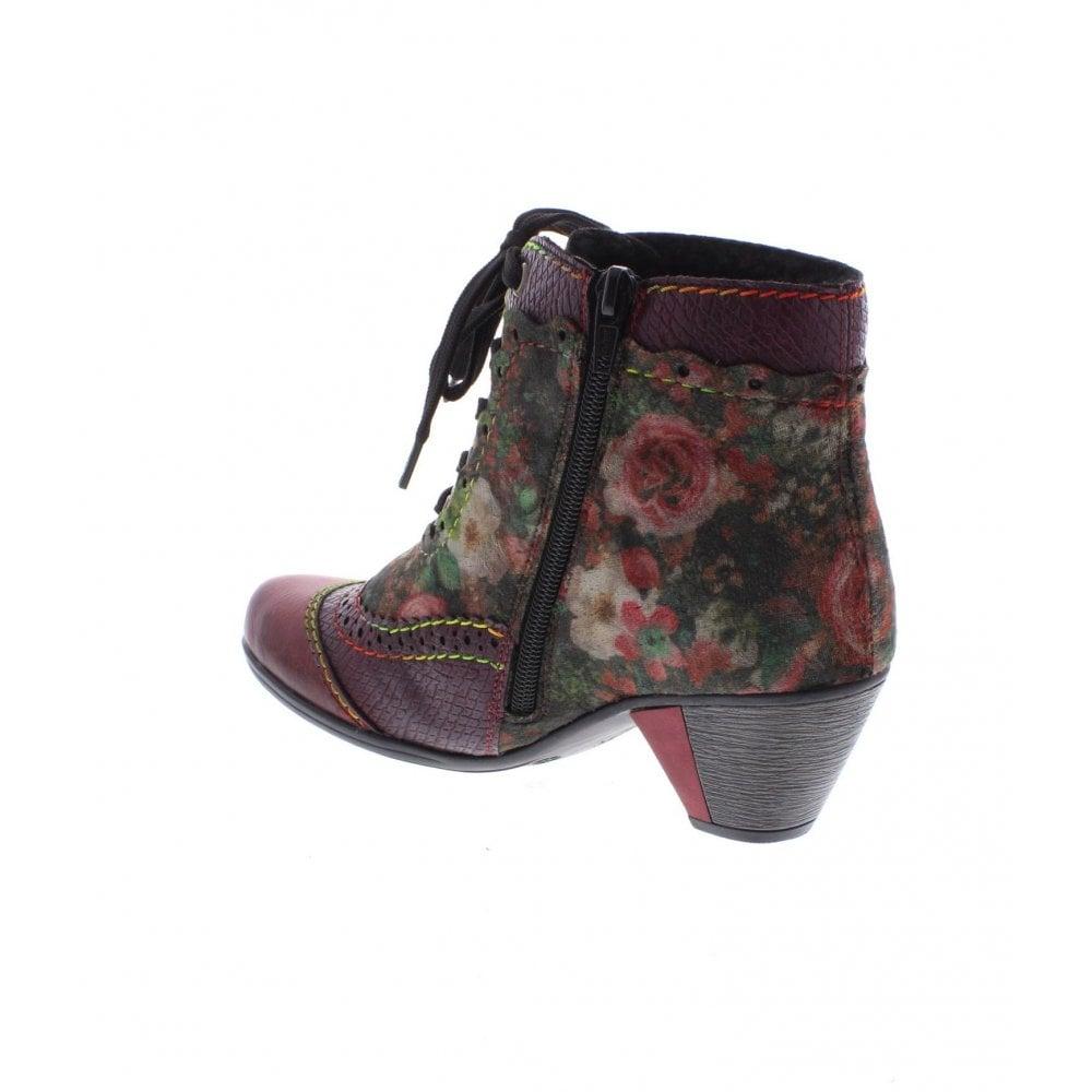Ladies Rieker Ankle Boots Y7213