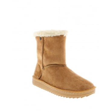 Rieker Y7880-20 Womens light brown ankle boot