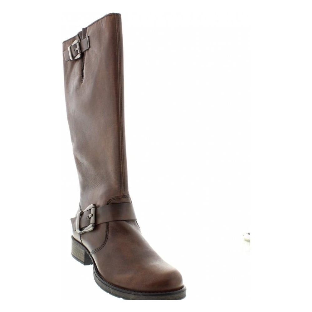 4, results for long brown leather boots KG KURT GEIGER DARK BROWN LEATHER LONG ZIP UP BOOTS UK 6 EU 39 () Pre-owned. £ + £ postage; Customs services and international tracking provided. Rhinegold Colorado Waxy Suede Leather Long Country Boots - Brown.